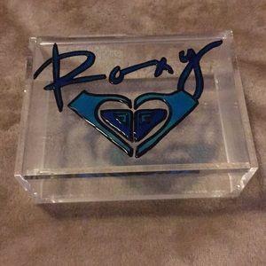 Roxy Acrylic Trinket Box